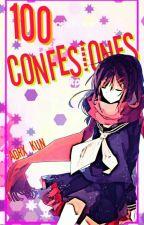 ✴ 100 Confesiones ✴ by Adrx_kun