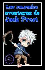 Las sensuales aventuras de Jack Frost  by Nutella7w7