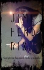 Jimi Hendrix~O.R by ilonarudberg