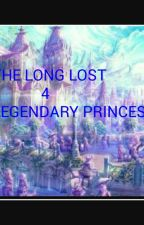 THE LONG LOST 4 LEGENDARY PRINCESS by Imjustapokemon