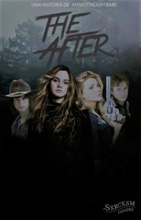 The After- The Walking Dead (Carl Grimes) /P A U S A D A/ by -MyMoonlightBabe