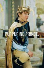 Purpurine prince ❀ Jikook by chanbyunnie_