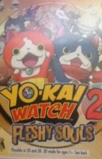 (On hold!) Yokai watch oneshots! by Otaku_Kay