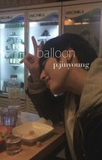 balloon | p.jinyoung by -prkjiminie