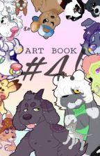 Art book #4 by MangleSpider