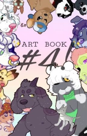 Art book #4 by MangleSpider