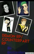 Demon Rp/CounterParts Rp by Party_Shadow_Animal
