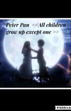 Peter Pan    <<All children grow up except one>> by JujuHoranStyles