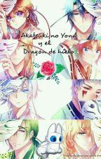 Akatsuki no Yona y la leyenda del quinto dragón by Galaxias_Eternas
