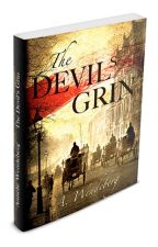 The Devil's Grin by Annelie_Wendeberg