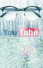YOUTUBE НА 3D ! by vespiBG
