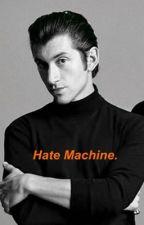 Hate Machine.  by twinkyalix