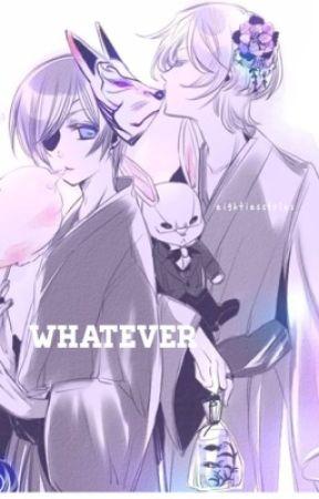Whatever (Alois x Ciel) by eightiesstyles