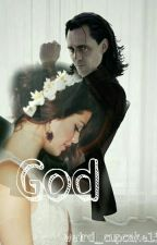 God | Loki by cupcakebaeee
