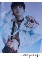 neon → min yoongi by amgabriell