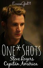 One Shots: Steve Rogers/Capitán América by EvansGirl11
