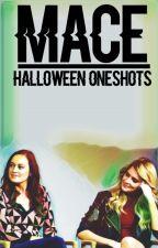 Halloween Mace by UnholyHelbig
