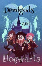 Harry Potter Y Semidioses En Hogwarts [Edición] by OceanReady
