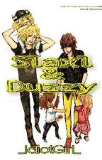 Slaxl & Duzzy by kozmicLove