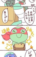 Mi Adorable Omega -TMNT- YAOI by Ginie_23
