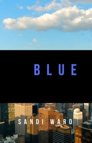 Blue by sandiwardbooks