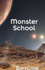 Monster School by BartCline