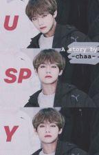 U SP Y? [Tæhyung] by -Chaa-