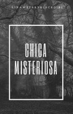 Chica misteriosa by StrawberryBl4ckGirl