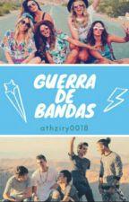 """""""Guerra De Bandas"""" (Christopher Vélez & Tú)  by athziry0018"""