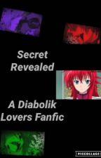 Secret Revealed-A Diabolik Lovers fanfic by upshurestee