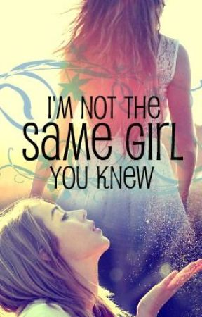 I'm Not The Same Girl You Knew (Marauders Era) **ON HOLD** by BayMontana