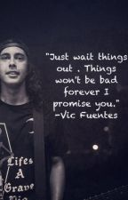 Vic Fuentes is my Dad by mandyboo6677