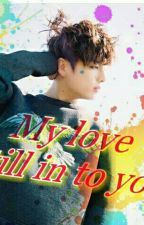 My Love Still in to you by mikakimnana