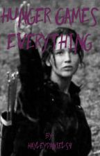 Everything hunger games by hayleydaniels4