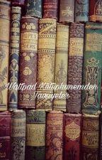 Wattpad Kütüphanemden Tavsiyeler by PeridenMasallar