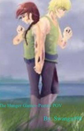 The Hunger Games ~ Peeta's POV by swangirl98