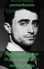 Harrison Salazar Potter Slytherin- inna historia by panisarkazmu