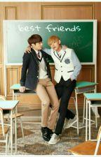 best friends♡VKook by kook_zen