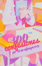 100 Confesiones by besosfugaces