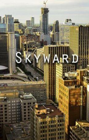 Skyward - (NaNoWriMo 2013 Novel) by NicholasQuill
