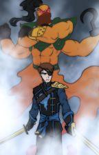 Kapitan Walker (lego Ninjago) by bluewolfTV