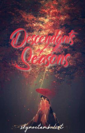 Descendants of the Seasons by sky_sailer