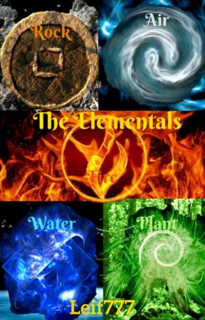 The Elementals by Leif777