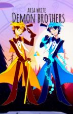 Demon brothers  by Aria_write