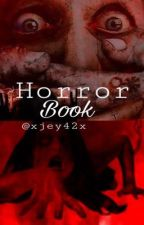 Horror Book by xjey42x
