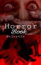 Horror Book by xjey42x