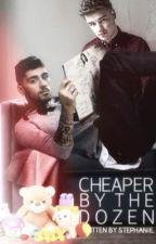 Cheaper by the dozen | ziam{mpreg} by -zeadpool