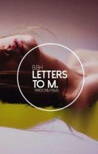Letters To M. | Baekhyun by pardonmybias