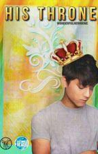 His Throne by wonderfulhermione