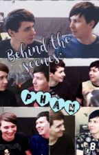 Behind the scenes: Phan by Rayofchicken
